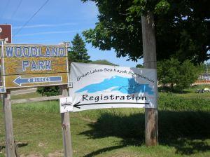 Great Lakes Sea Kayak Symposium 3
