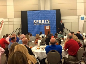 Bob Beaudine SPORTS Conference