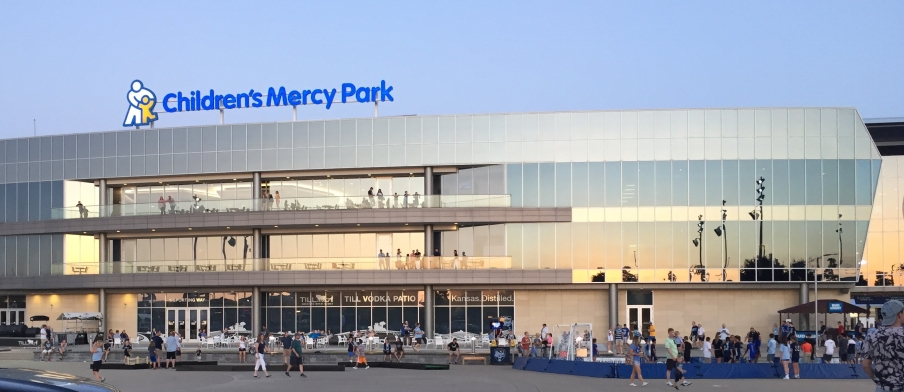 Childrens Mercy Park 2