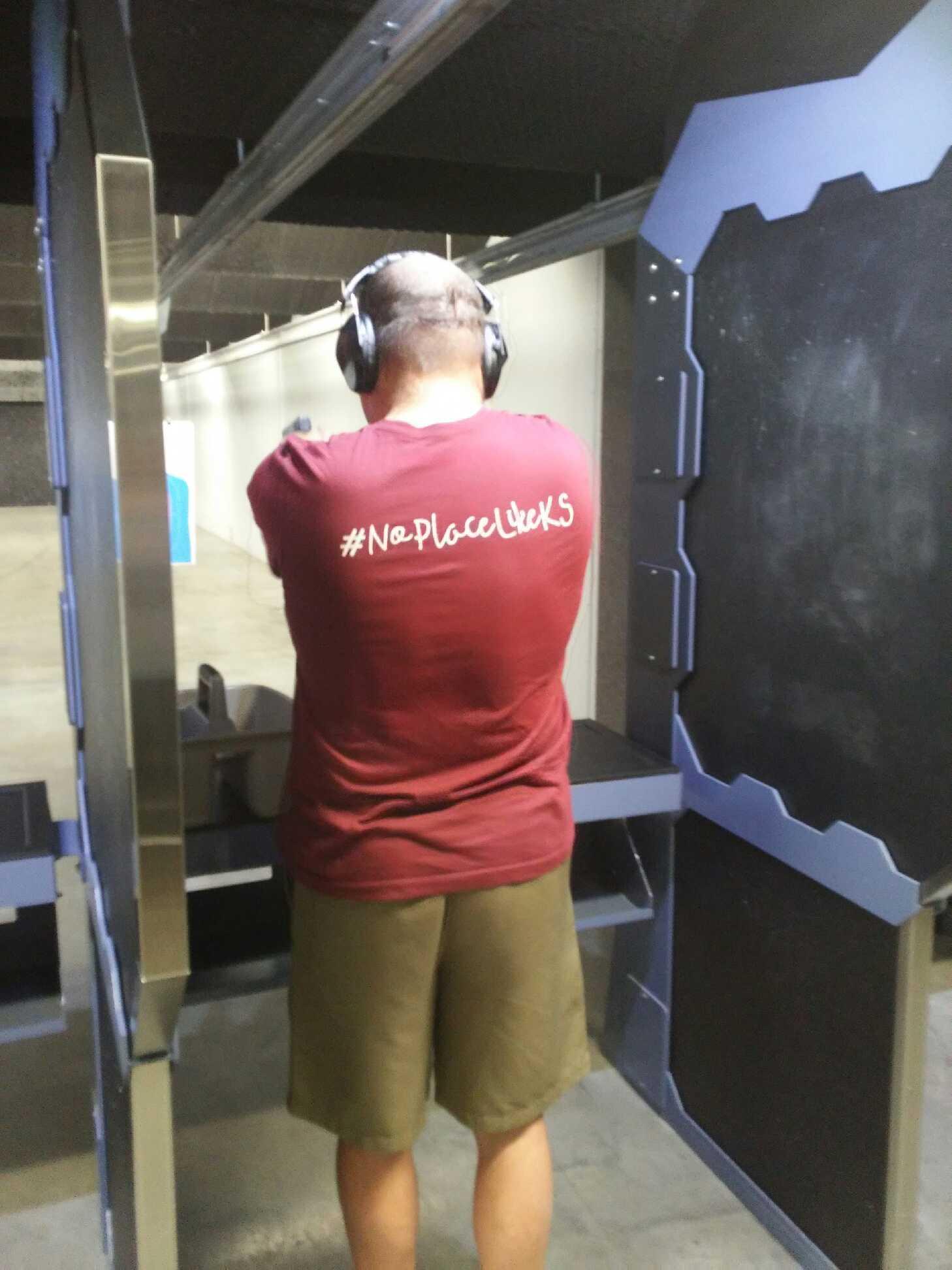 Indoor Shooting 3