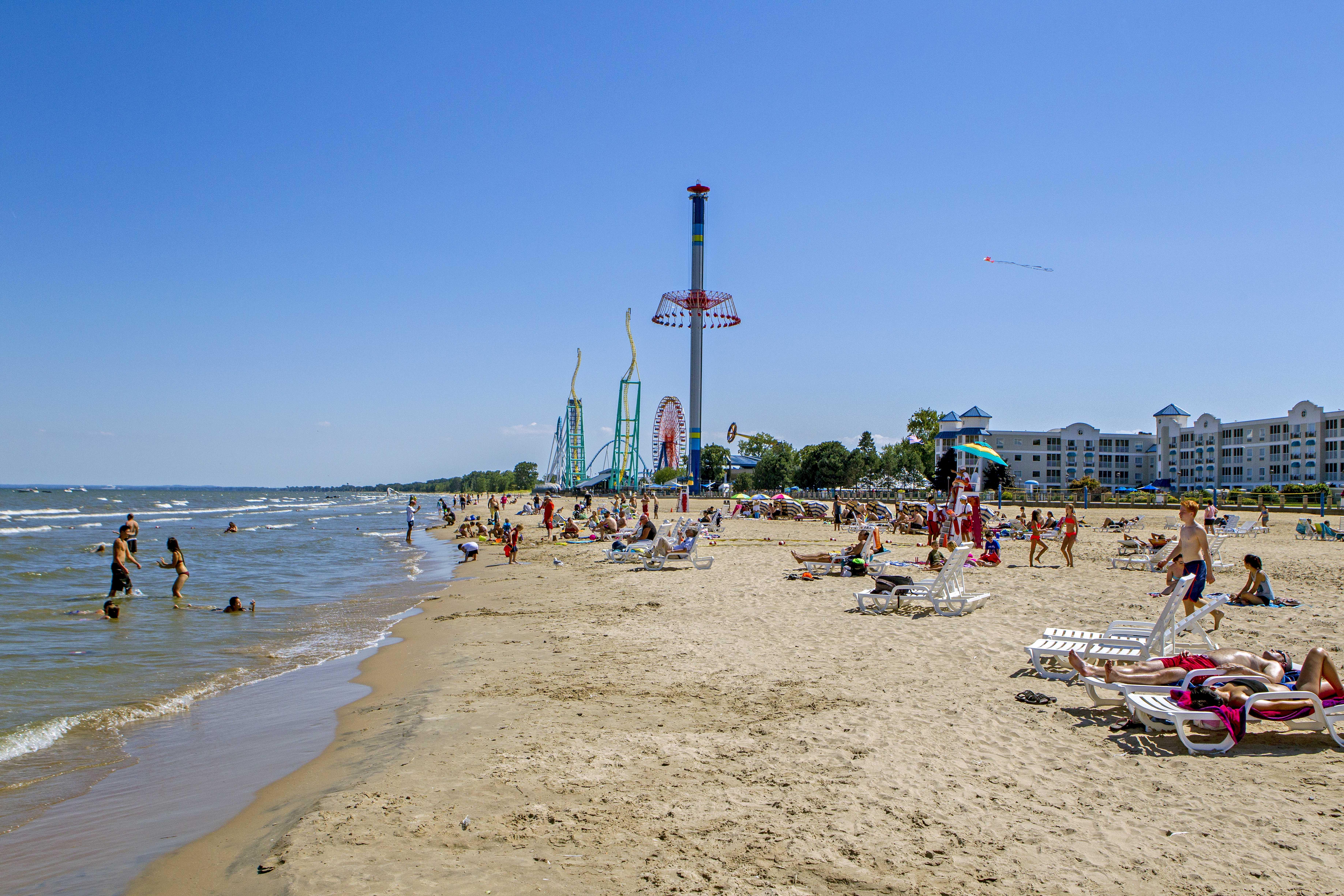 Cedar Point Beach 3