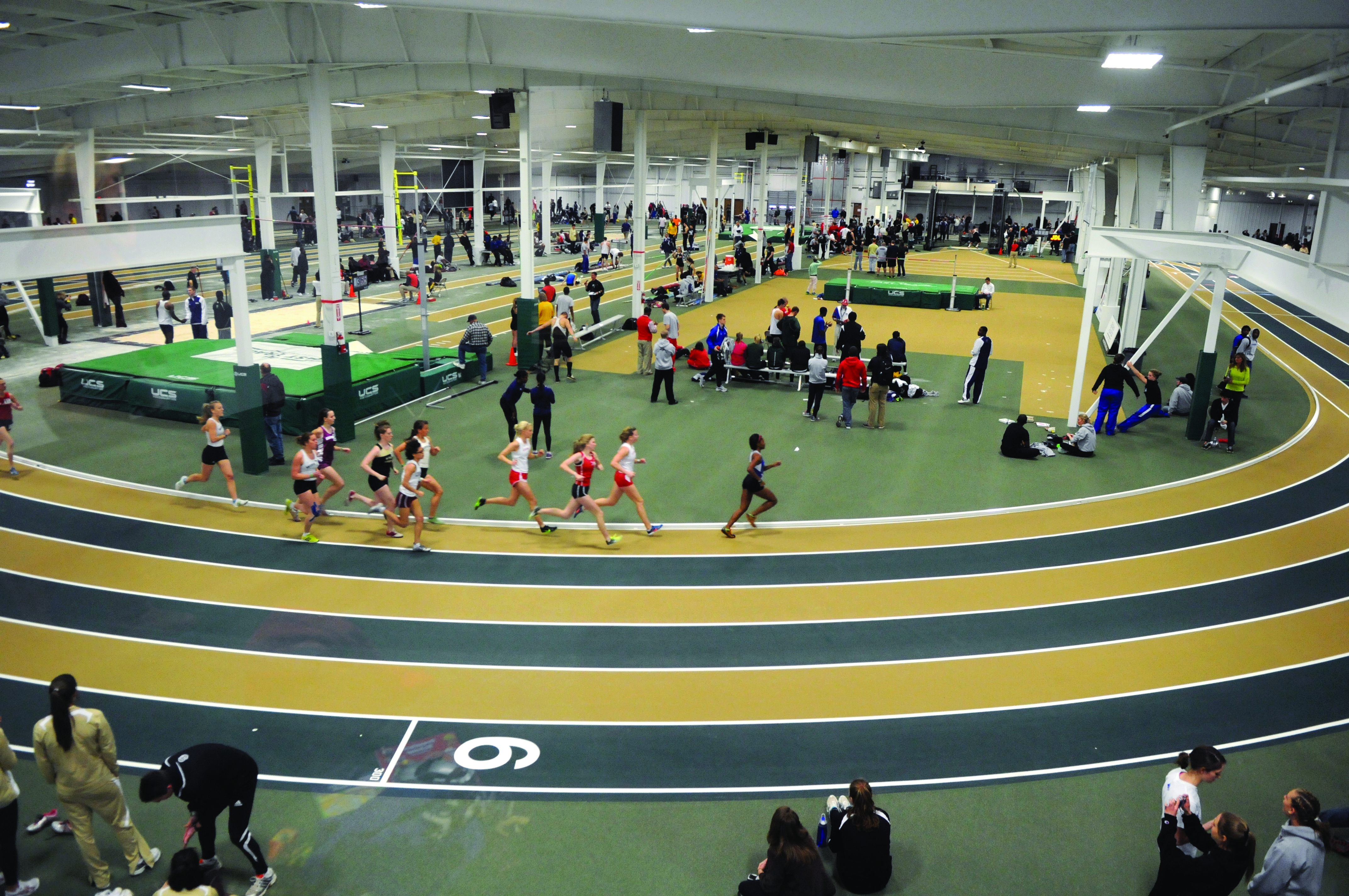 JDL Fast Track Indoor Track Facility